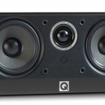 Q Acoustics 2000Ci Gloss Black Centre Speaker