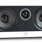 Q Acoustics 2000Ci Gloss White Centre Speaker