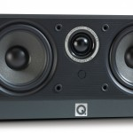 Q Acoustics 2000Ci Graphite Centre Speaker