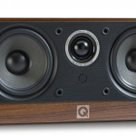 Q Acoustics 2000Ci Walnut Centre Speaker