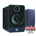 Q Acoustics 2020i Graphite Bookshelf Speakers