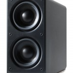 Q Acoustics 2070Si Graphite Active Subwoofer Speaker