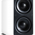 Q Acoustics 2070Si Gloss White Active Subwoofer Speaker
