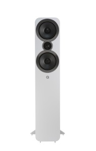 Q Acoustics 3050i Floorstanding Speakers Pair Arctic White (2)