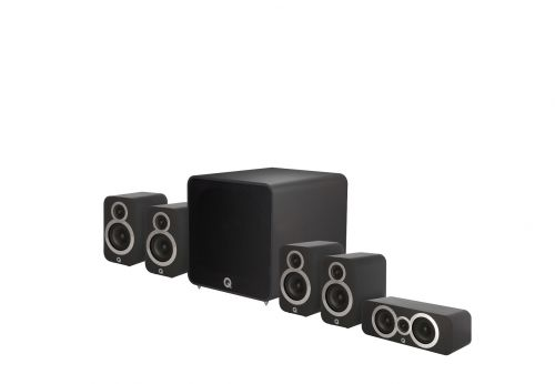 Q Acoustics 3010i Plus Cinema Pack