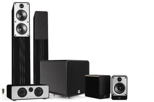 Q Acoustics Concept 5.1 Plus