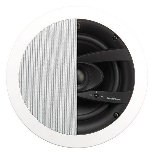 """Q Install QI65CW - 6.5"""" Ceiling Speaker (PAIR)"""