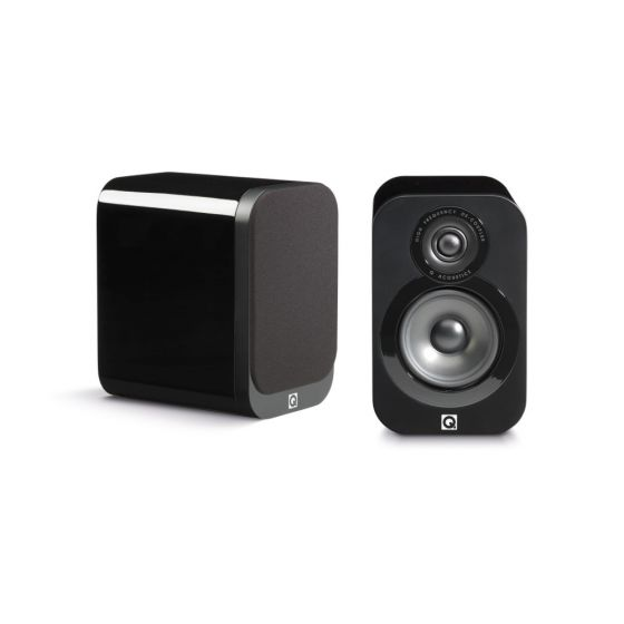 Q Acoustics 3010 Bookshelf Speakers Pair