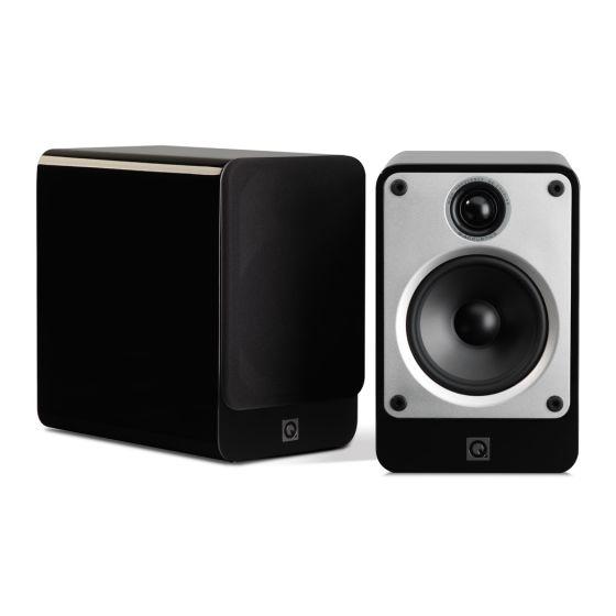 Q Acoustics Concept 20 Bookshelf Speakers Pair