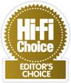 Hifi Choice Editors Choice