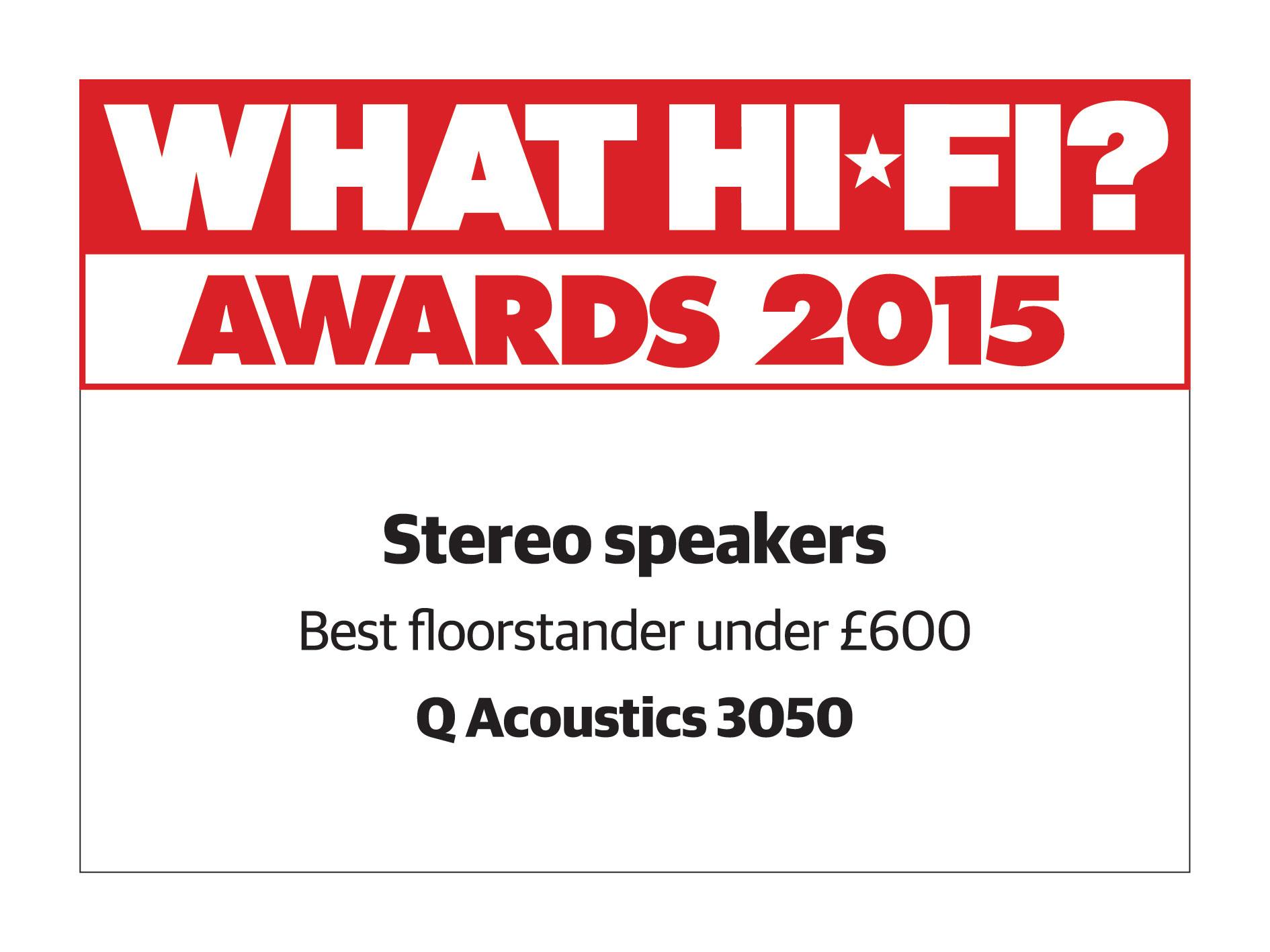 Q Acoustics 3050 Floorstanding Speakers (Pair)