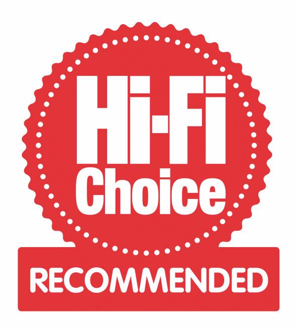 Hi Fi Choice recomeneded