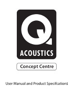 Concept Centre Manual