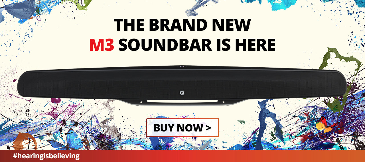Win an M3 Soundbar